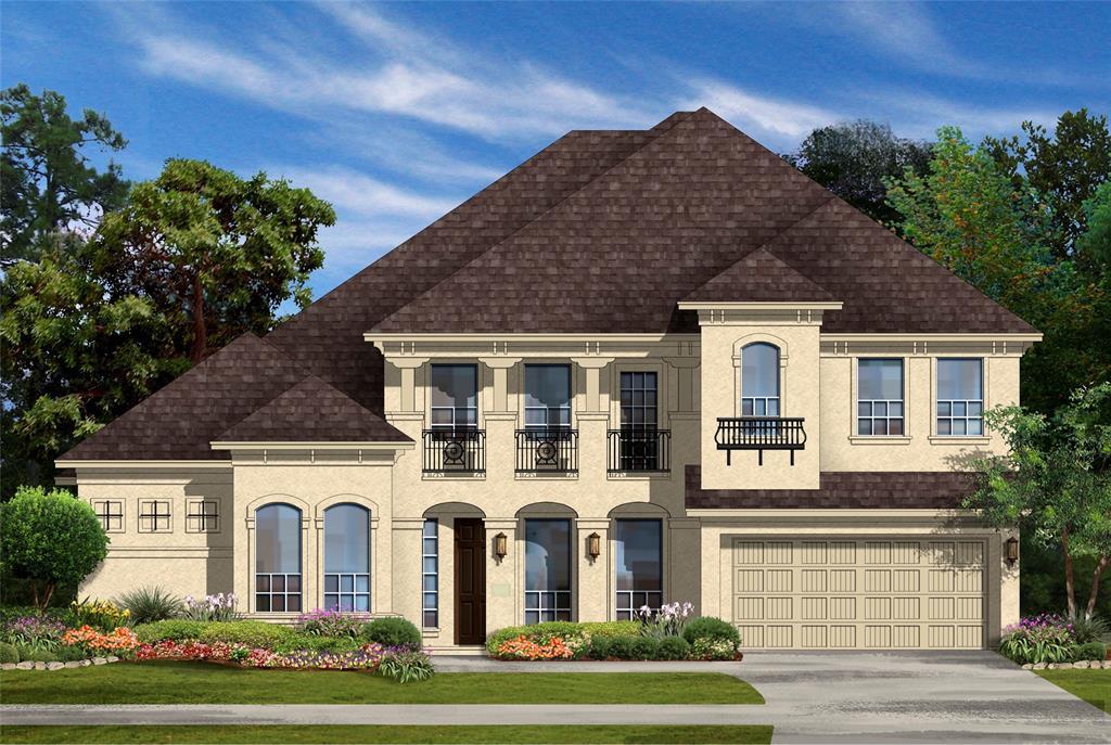 16726 Cedar Yard Lane Property Photo - Cypress, TX real estate listing