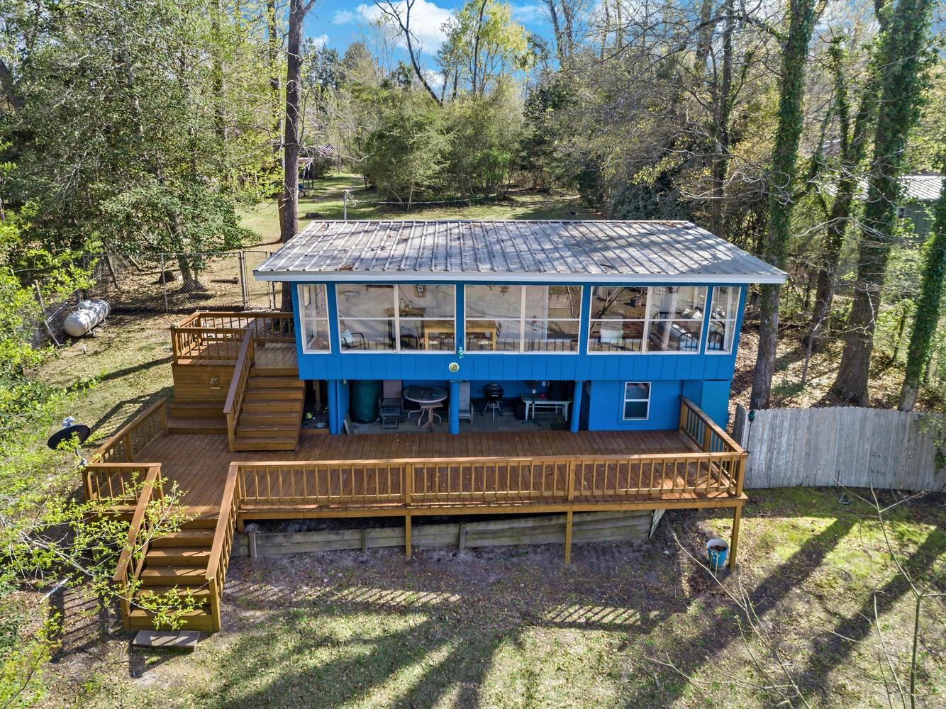 441 County Road 3150 Property Photo - Colmesneil, TX real estate listing