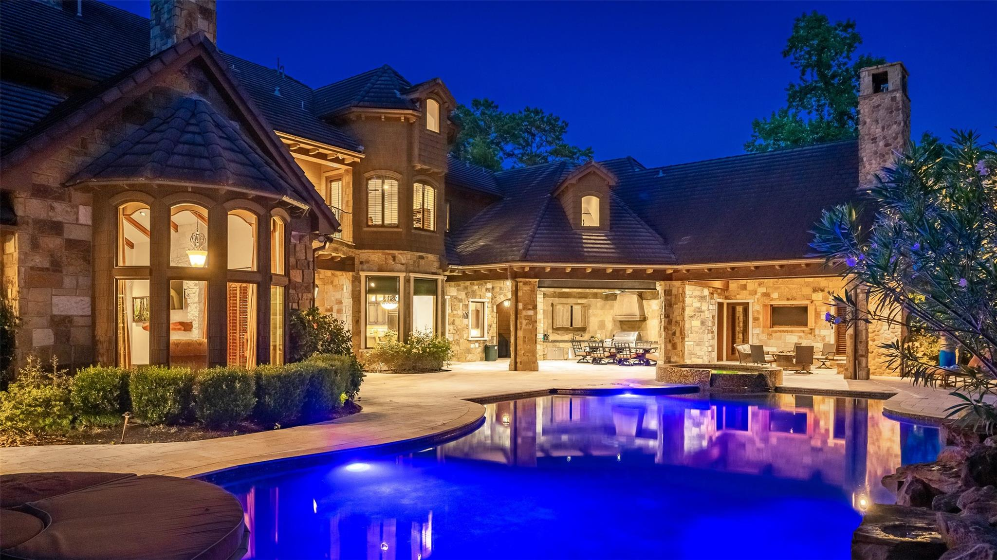 247 S Fazio Way Property Photo - The Woodlands, TX real estate listing