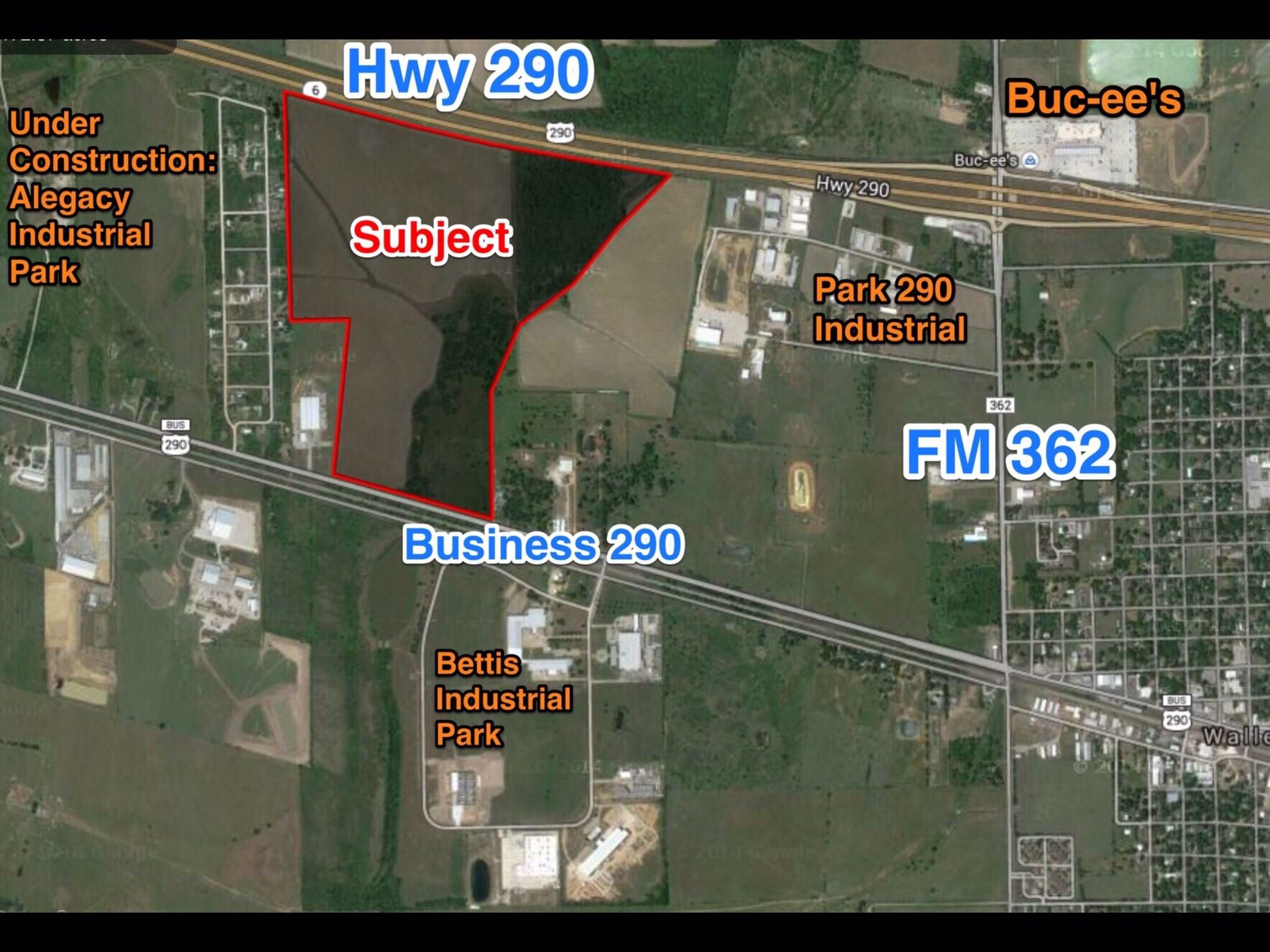 0 Hwy 290 West Of Fm 362 Highway Property Photo 1