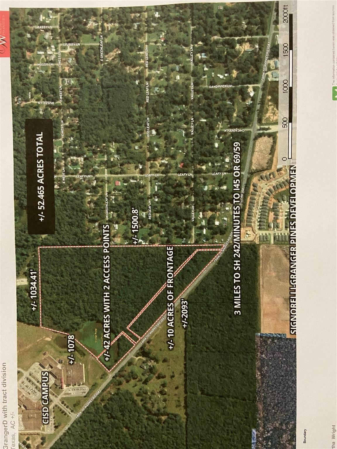 001 FM 3083 Property Photo - Conroe, TX real estate listing