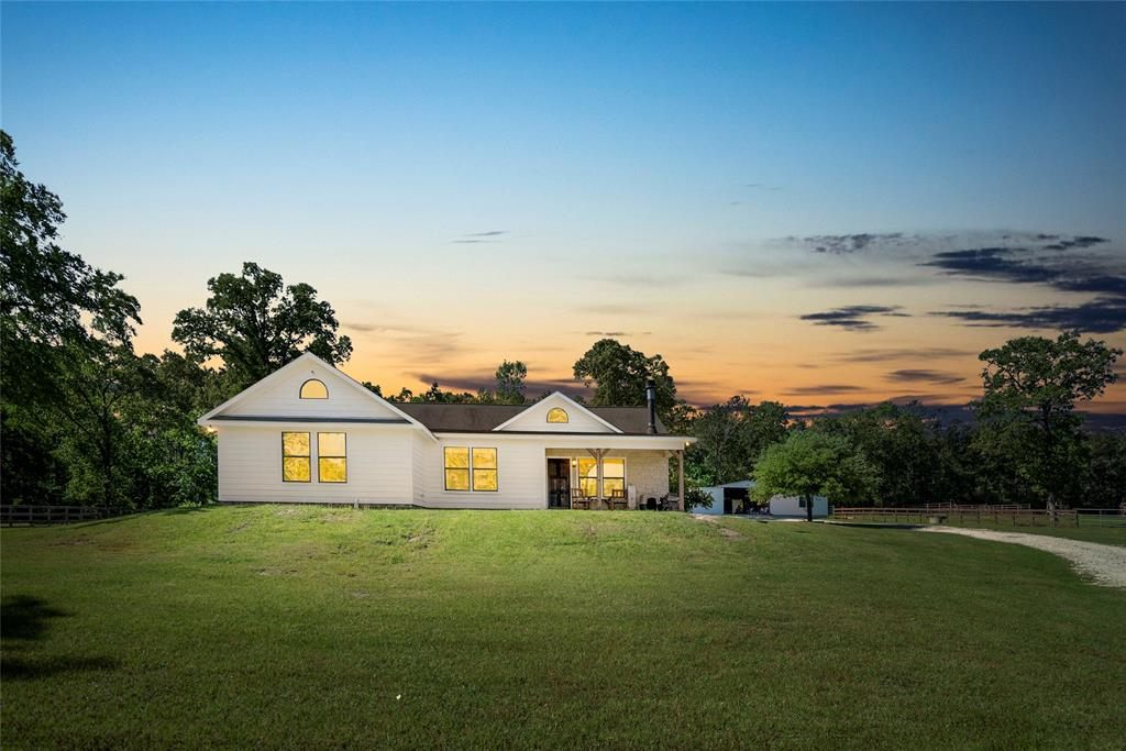299 N Ghost Branch Road, Trinity, TX 75862 - Trinity, TX real estate listing