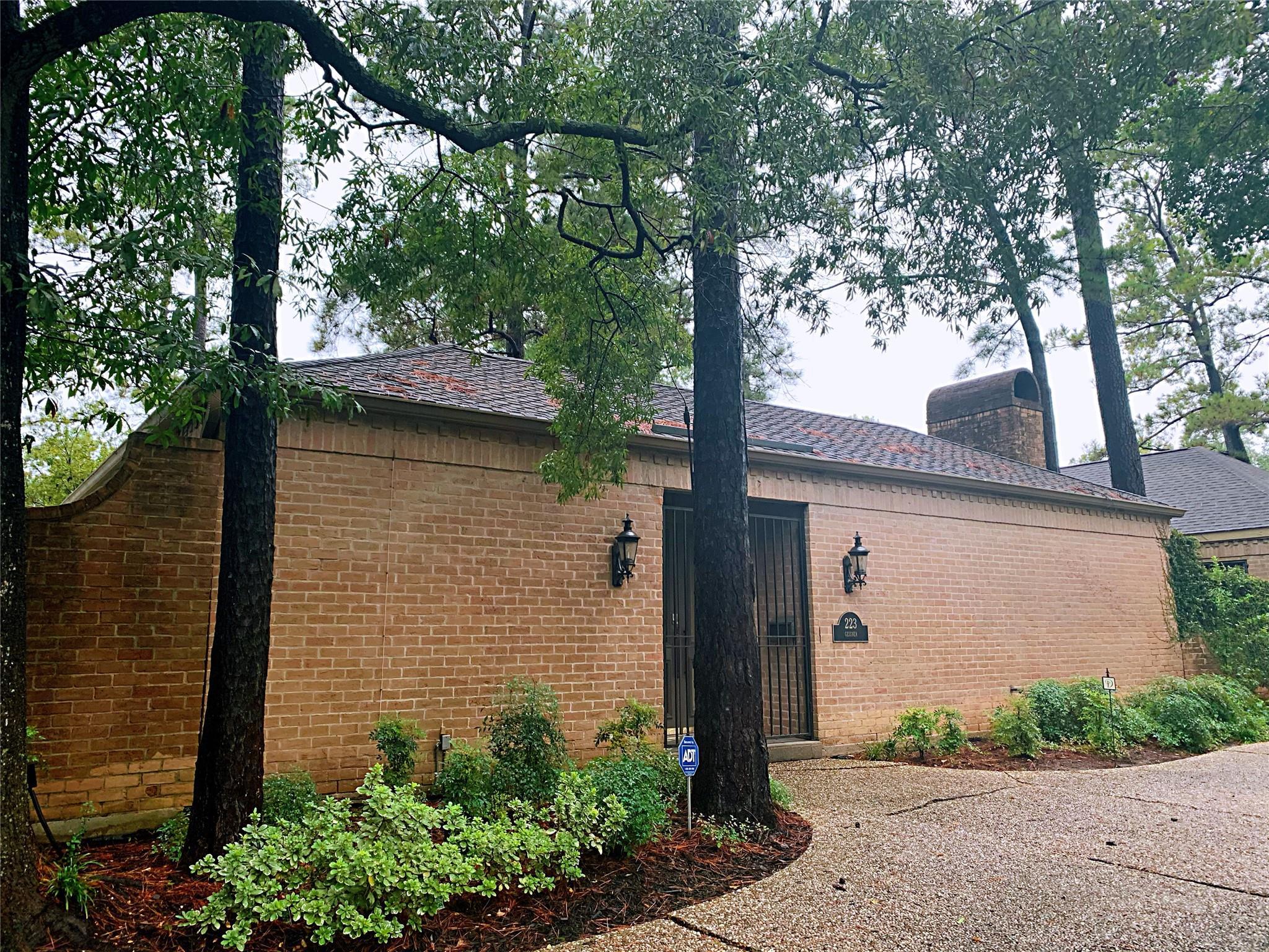 223 Gessner Road Property Photo - Bunker Hill Village, TX real estate listing