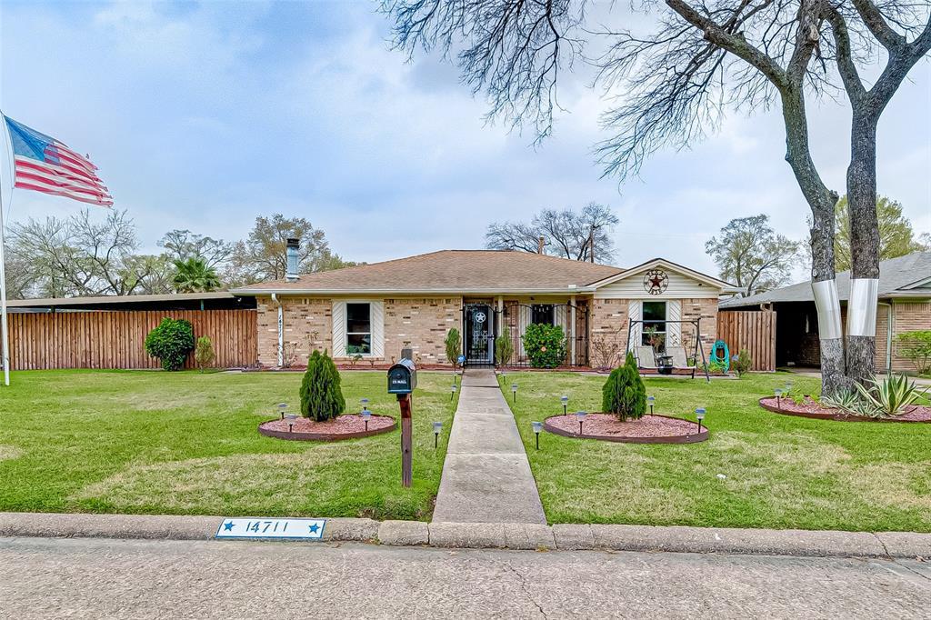 14711 Conover Court Property Photo - Houston, TX real estate listing