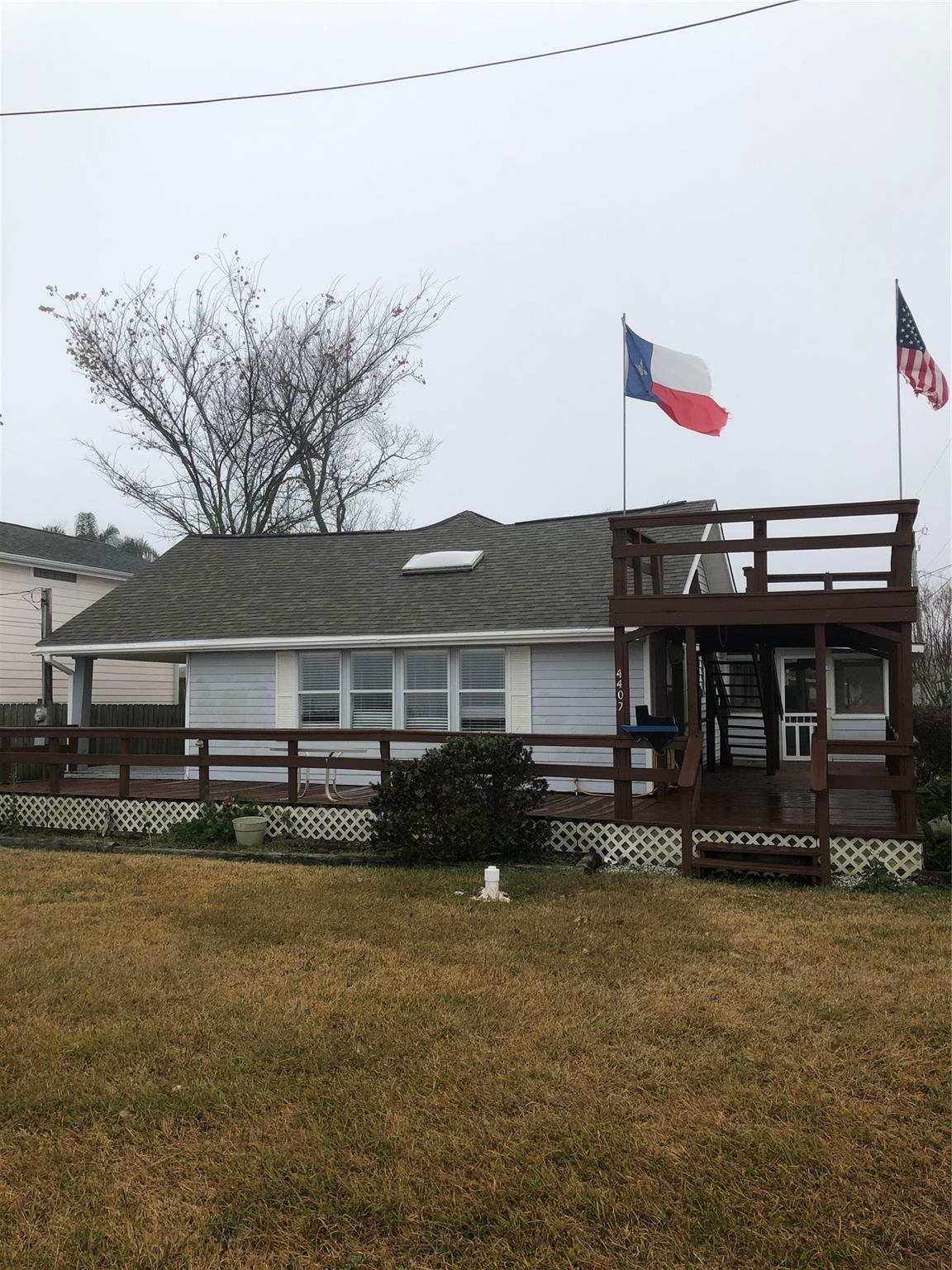 4402/4403 Boulevard Street Property Photo - Bacliff, TX real estate listing