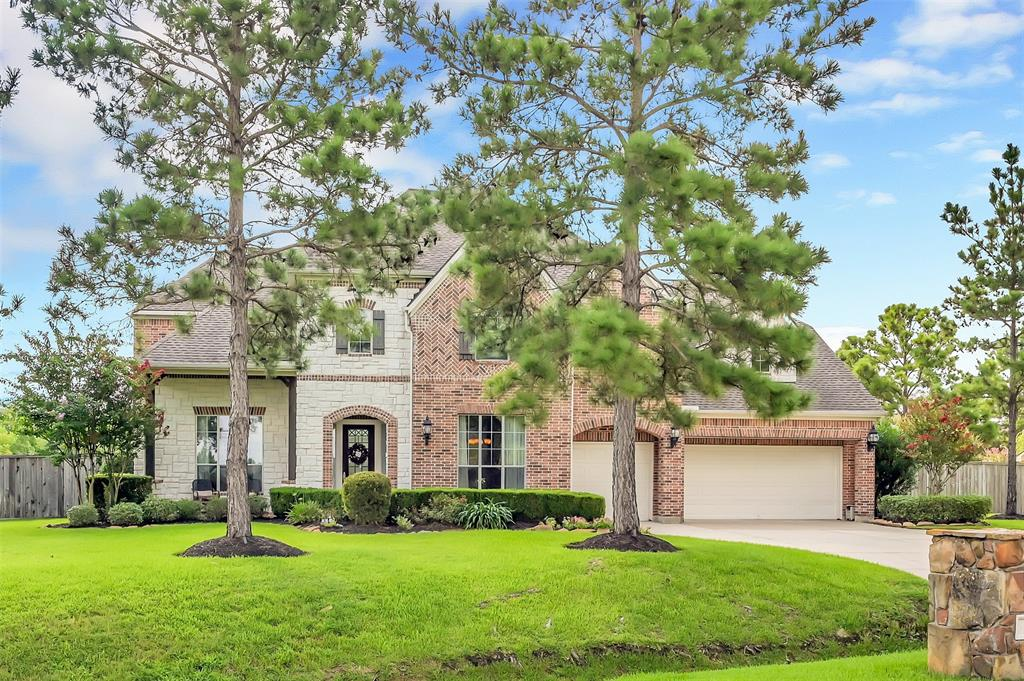 7 Compton Manor Drive Property Photo - Spring, TX real estate listing