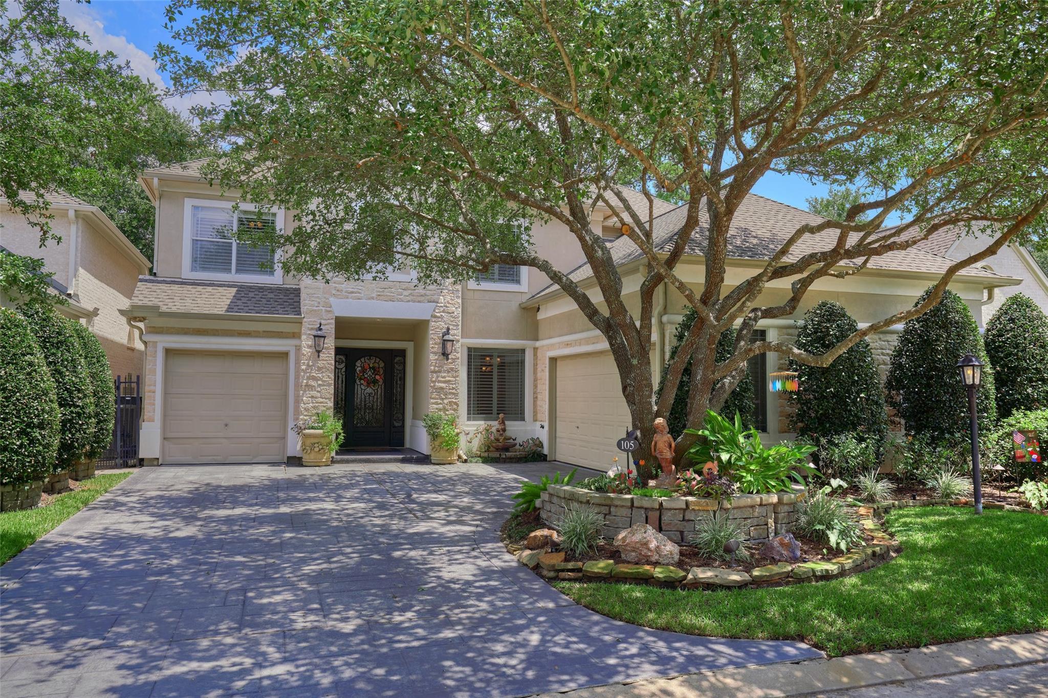 105 Marble Cottage Lane Property Photo - Houston, TX real estate listing