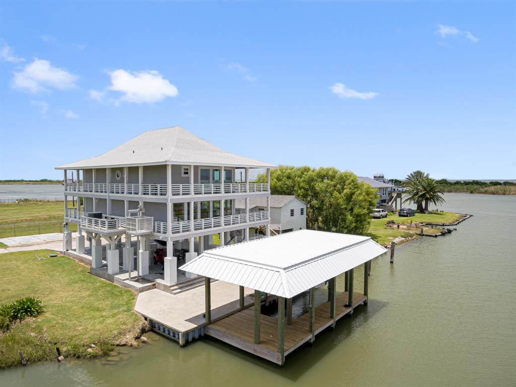1308 Johnson Slip Road Property Photo - Port Bolivar, TX real estate listing