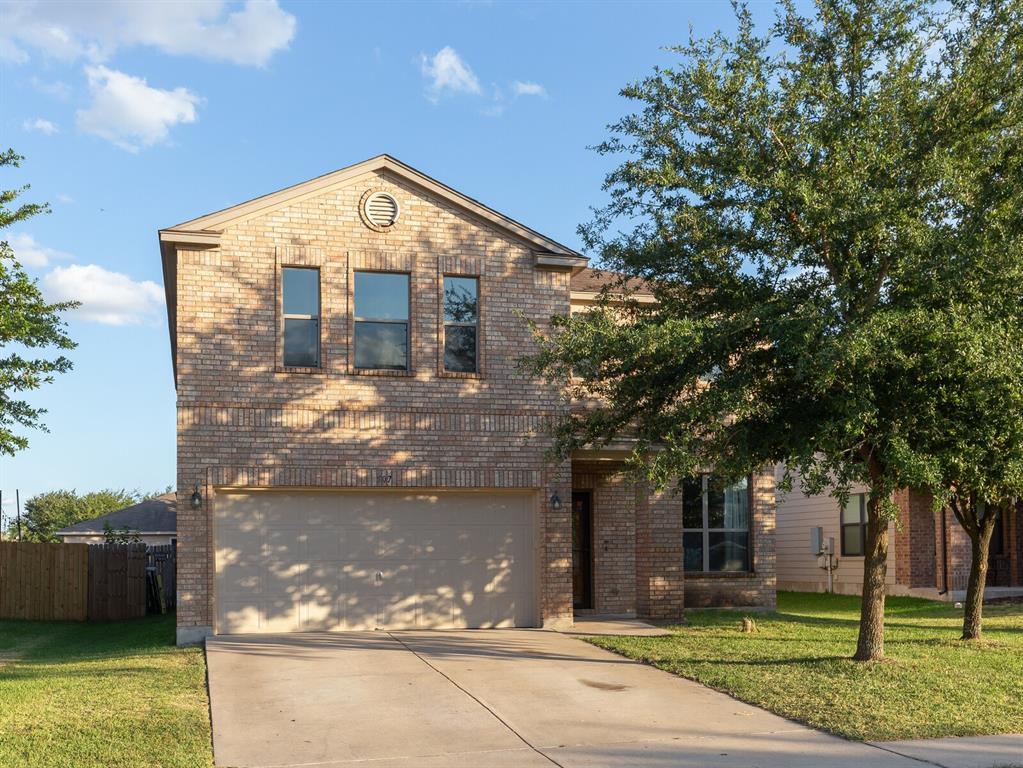 507 Big Sur Trail Property Photo - Taylor, TX real estate listing