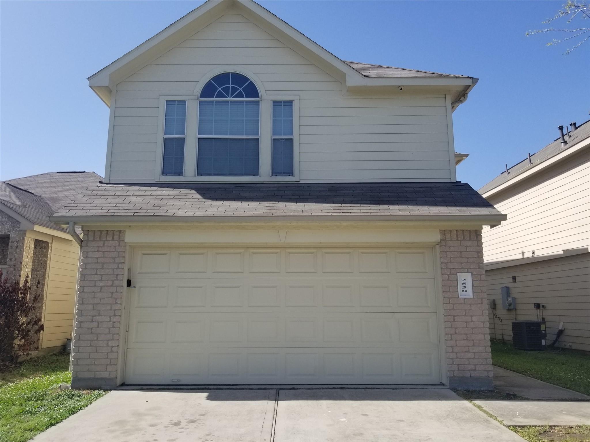 2538 Bammelwood Drive Property Photo - Houston, TX real estate listing