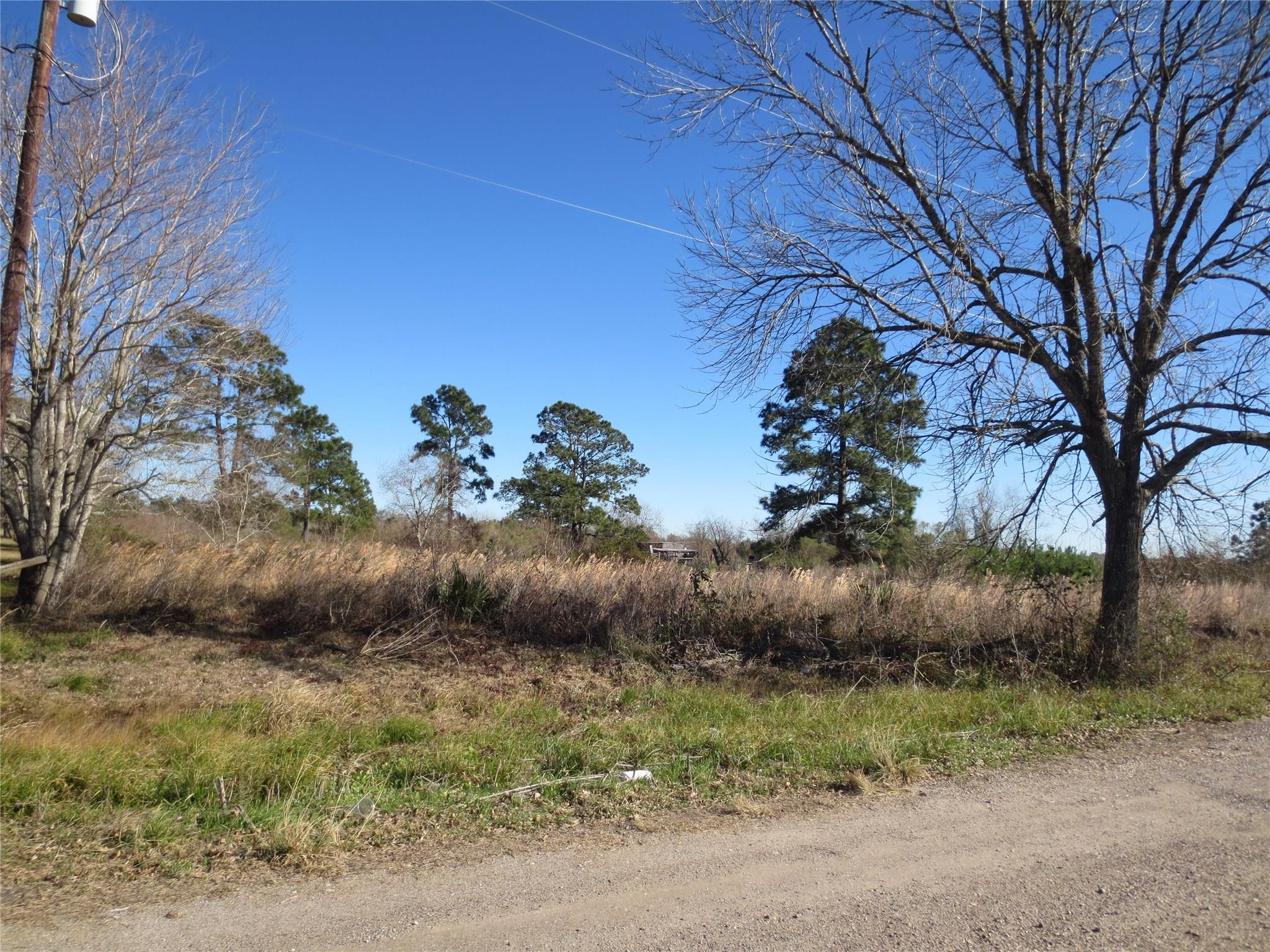 0 Brodt Road Property Photo - Crosby, TX real estate listing