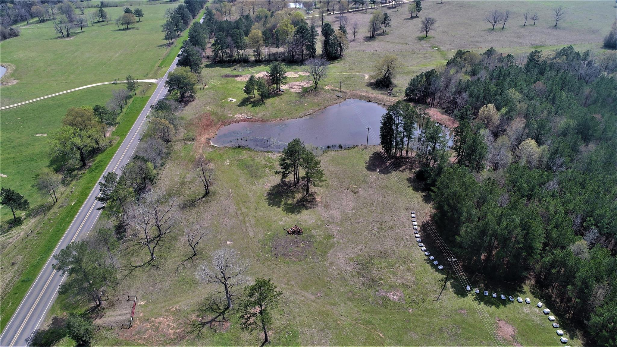 TBD US Highway 287 / CR 4505 Property Photo - Crockett, TX real estate listing