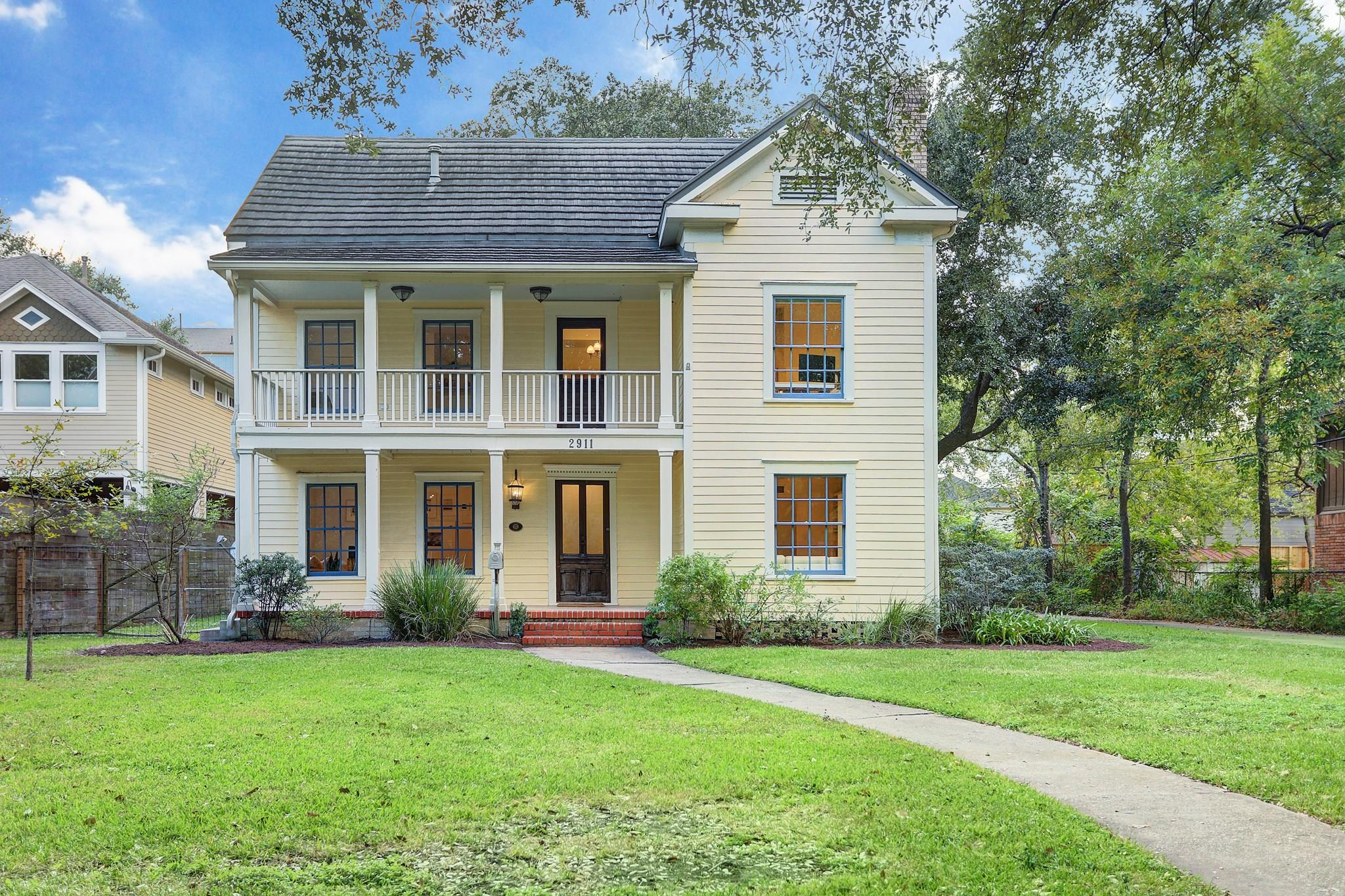 2911 Julian Street Property Photo - Houston, TX real estate listing