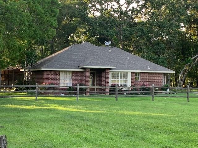 7600 Pearson Road Property Photo - Santa Fe, TX real estate listing