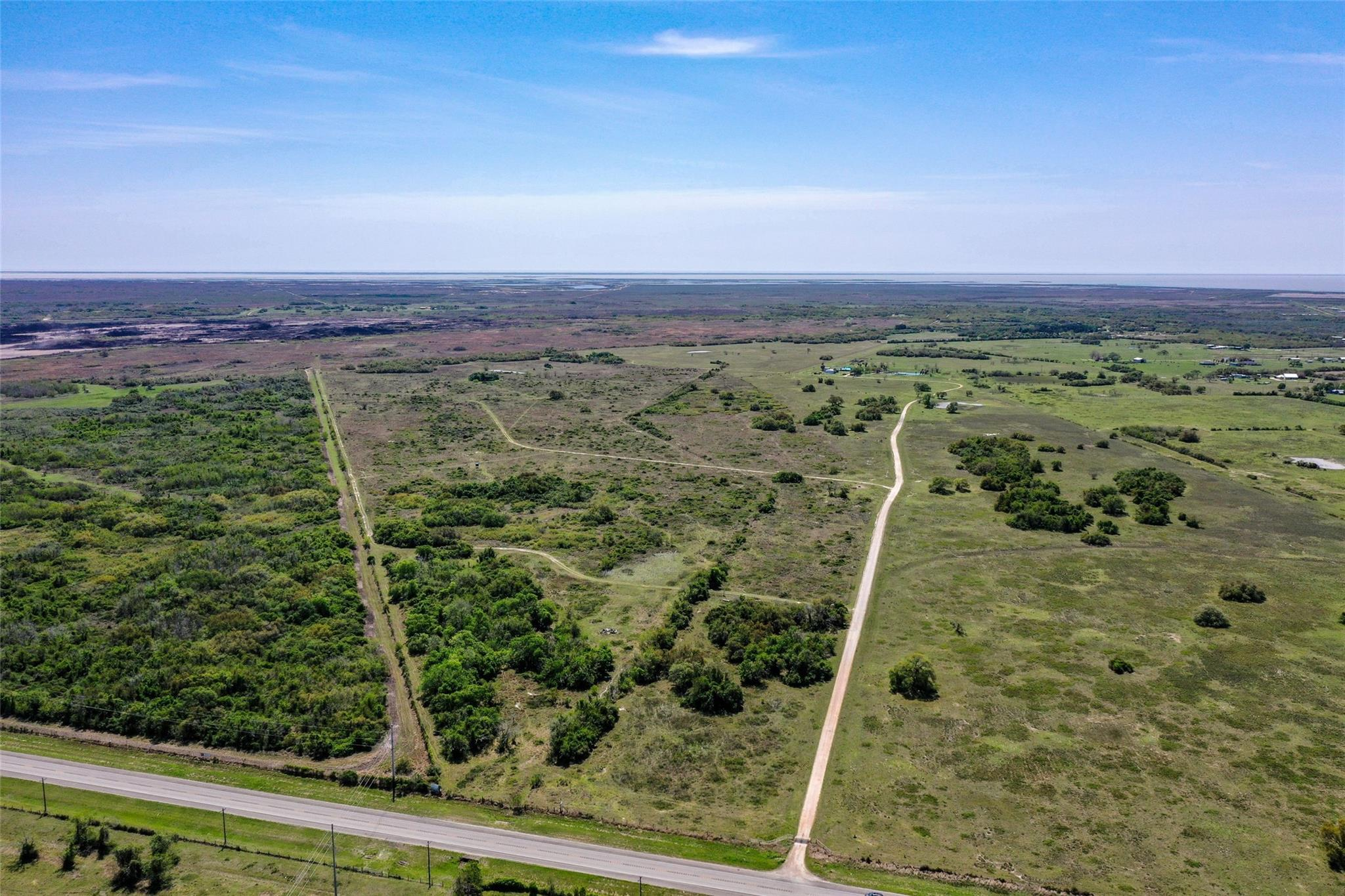 148 Acres Highway 185 Property Photo - Seadrift, TX real estate listing