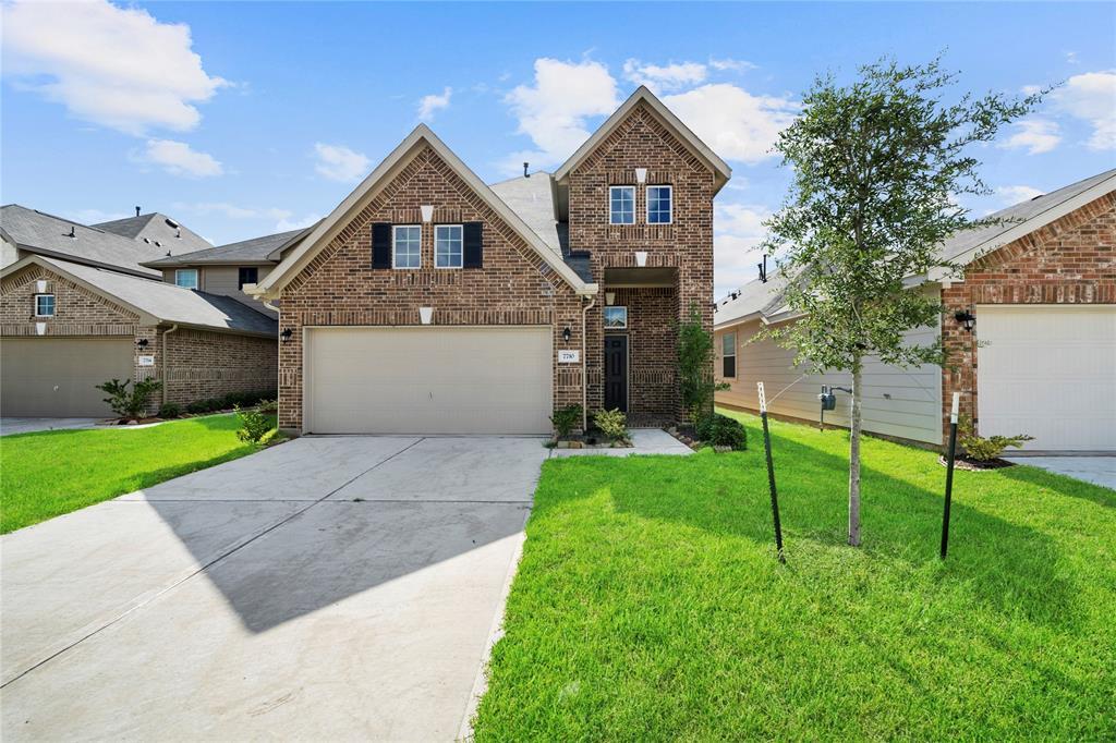 7710 GRANITE TERRACE LN Property Photo - Houston, TX real estate listing