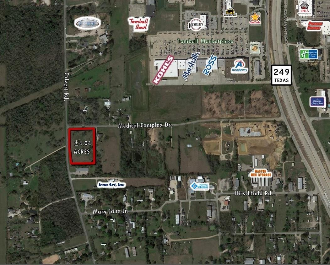 14715 Medical Complex Drive Property Photo - Tomball, TX real estate listing