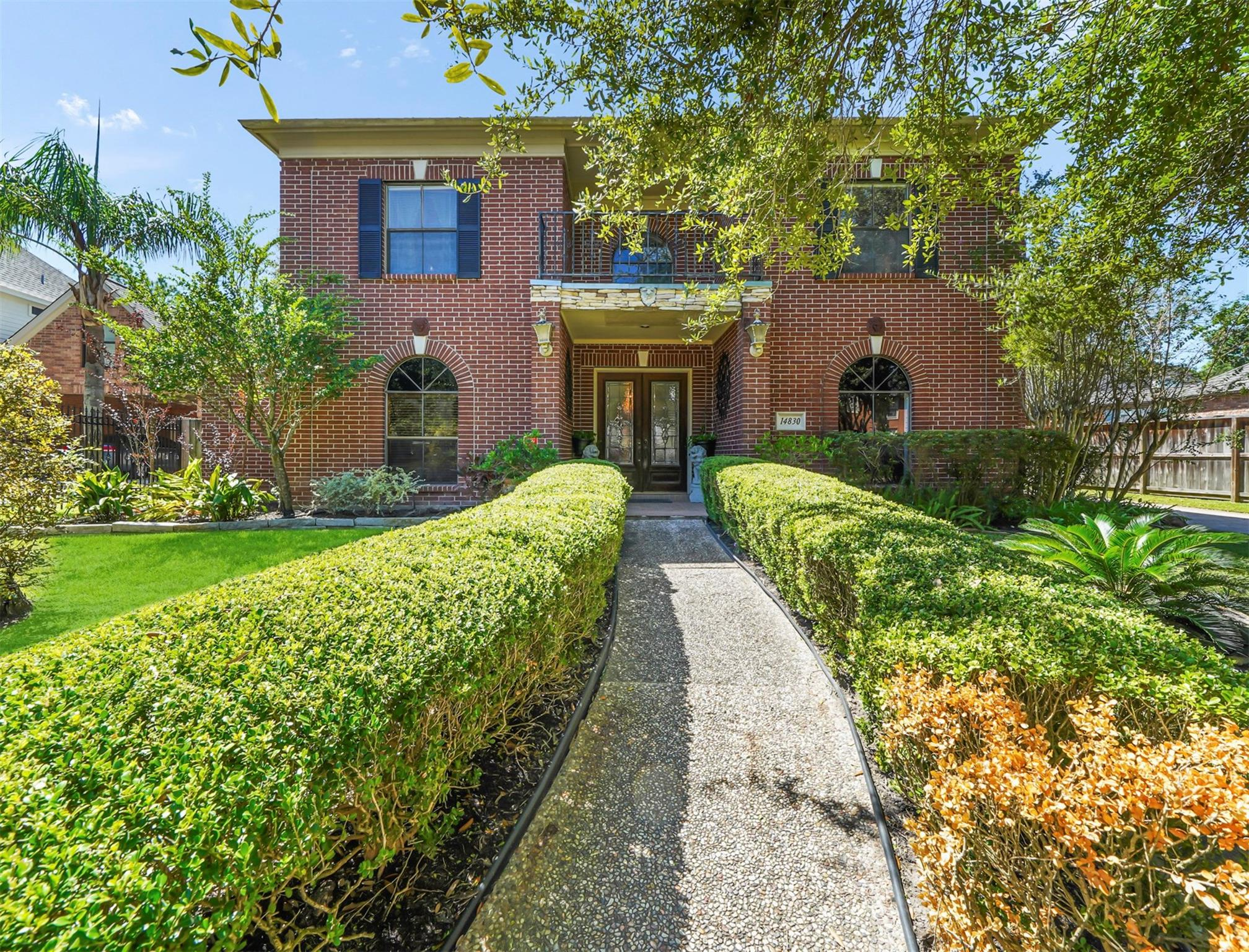 14830 Sparkling Bay Lane Property Photo - Houston, TX real estate listing