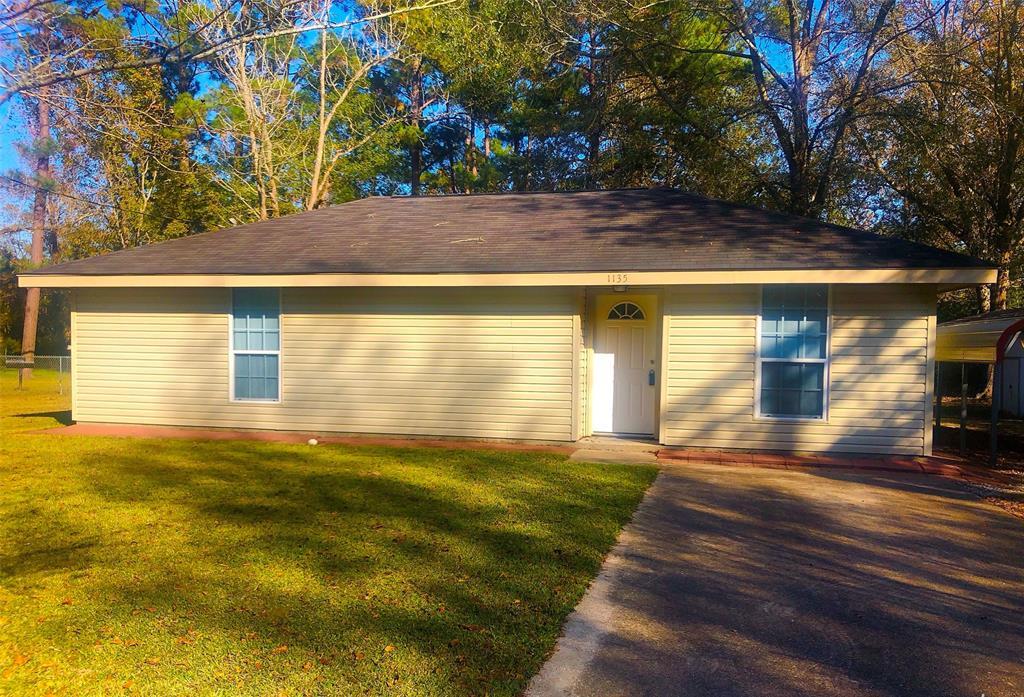 1135 Durdin, Silsbee, TX 77656 - Silsbee, TX real estate listing