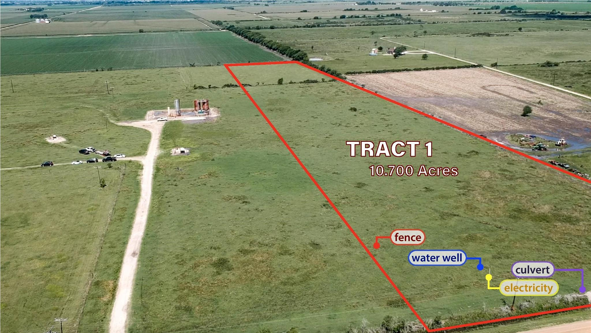 000 County Road 227 Property Photo - Ganado, TX real estate listing