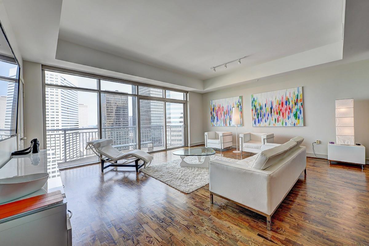 1400 Mckinney Street #407 Property Photo - Houston, TX real estate listing