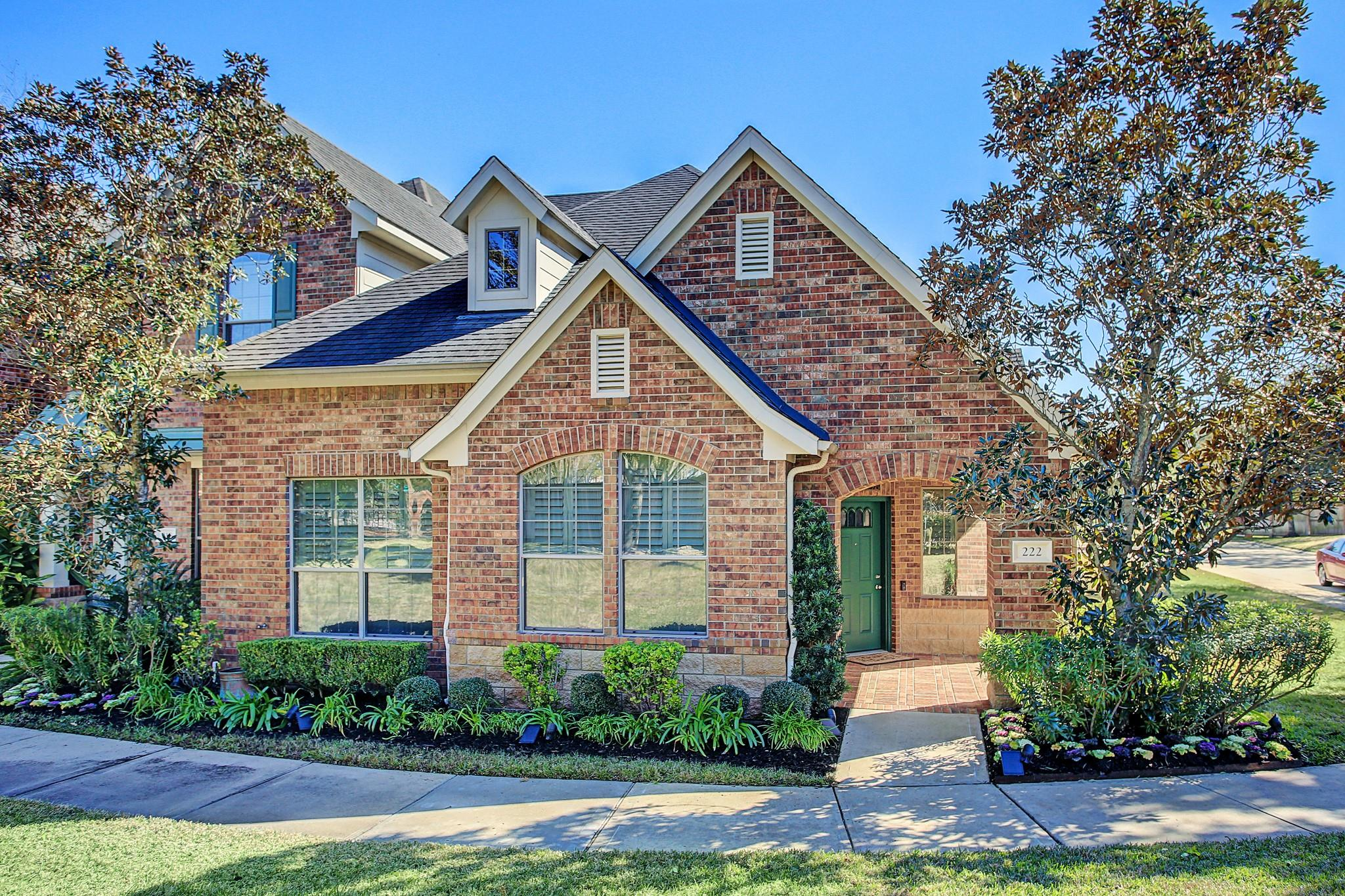 222 Laurel Gate Terrace Property Photo - Houston, TX real estate listing