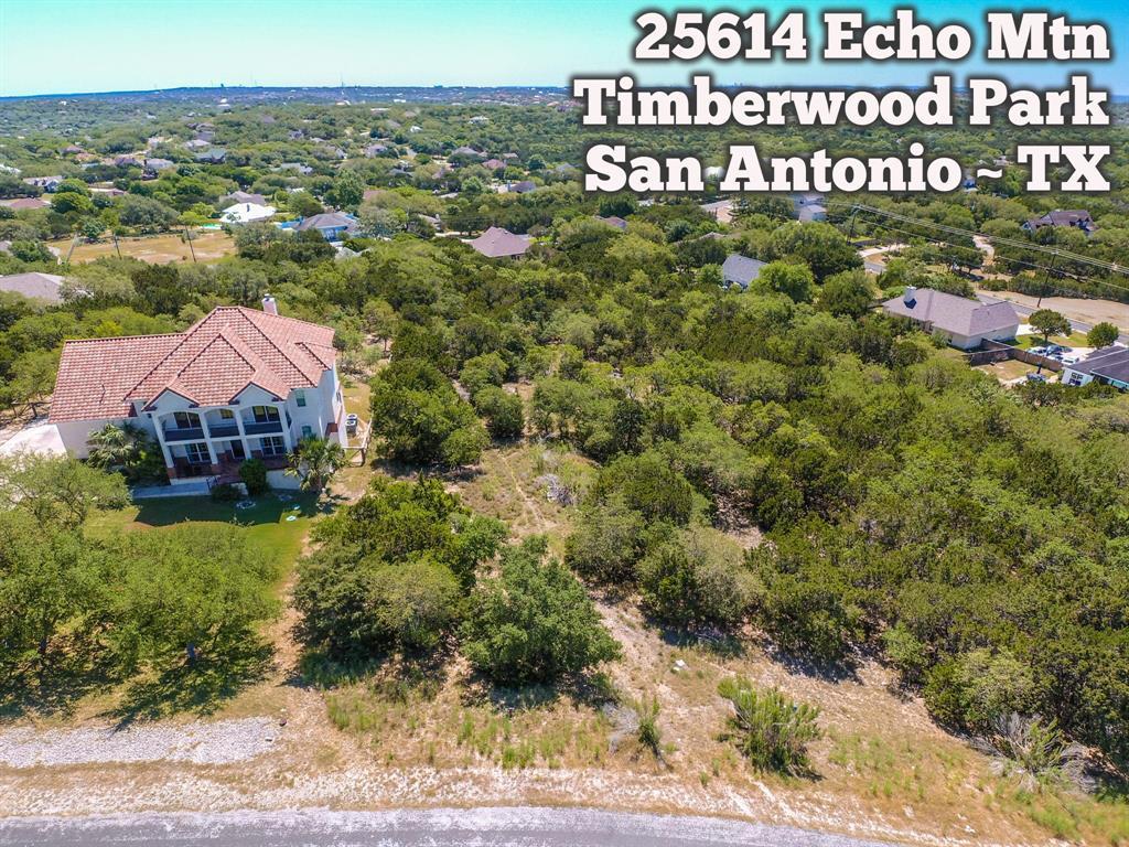 25614 Echo Mountain Property Photo - San Antonio, TX real estate listing