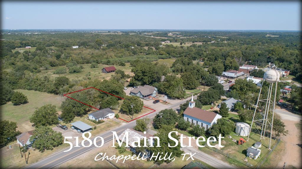 5180 Main Street Property Photo - Chappell Hill, TX real estate listing