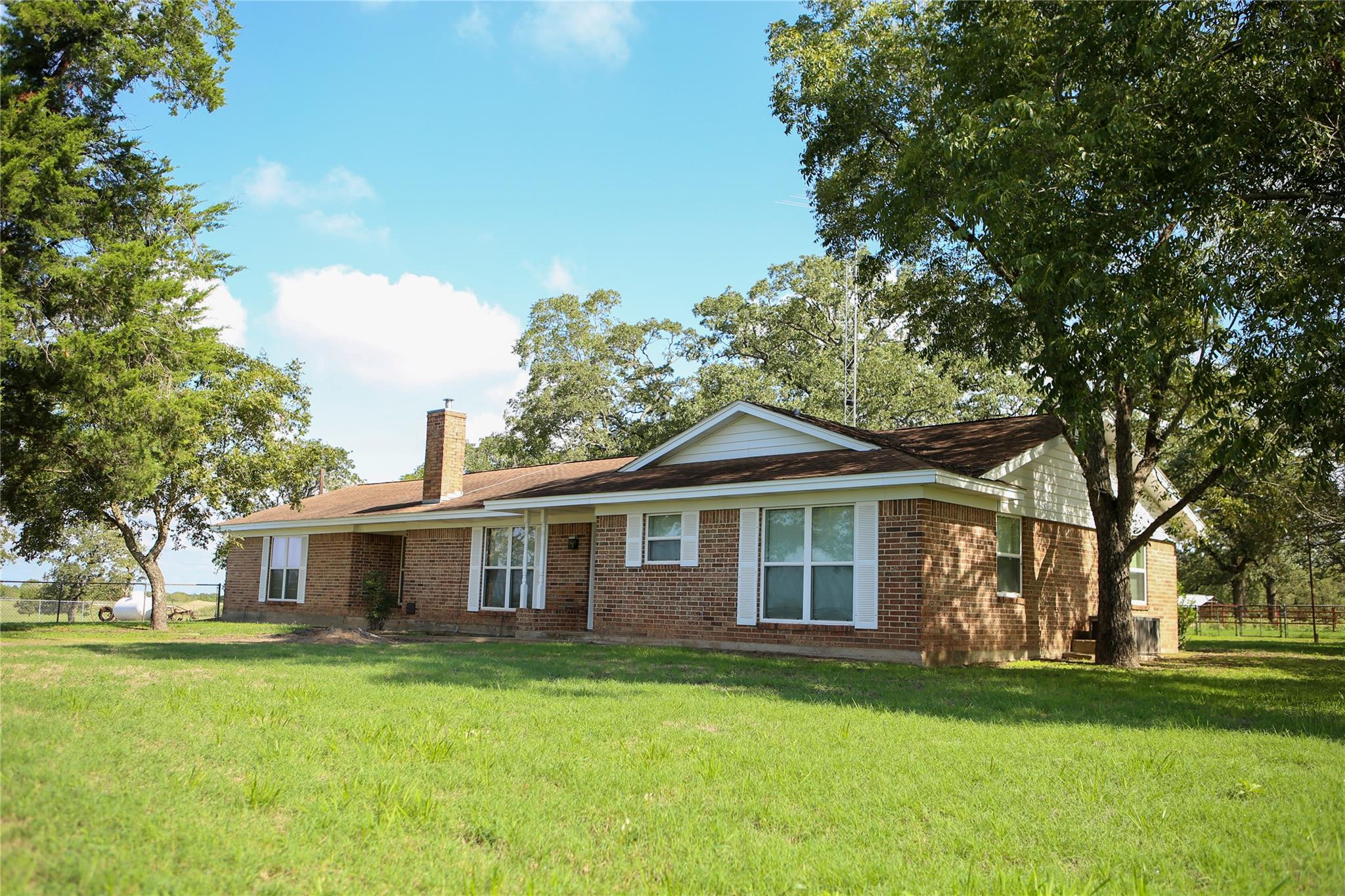 2881 FM 60 S Property Photo - Deanville, TX real estate listing