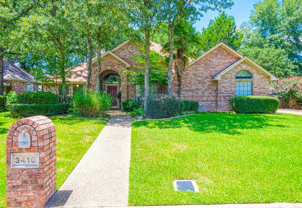 3410 Pebblebrook Drive, Tyler, TX 75707 - Tyler, TX real estate listing