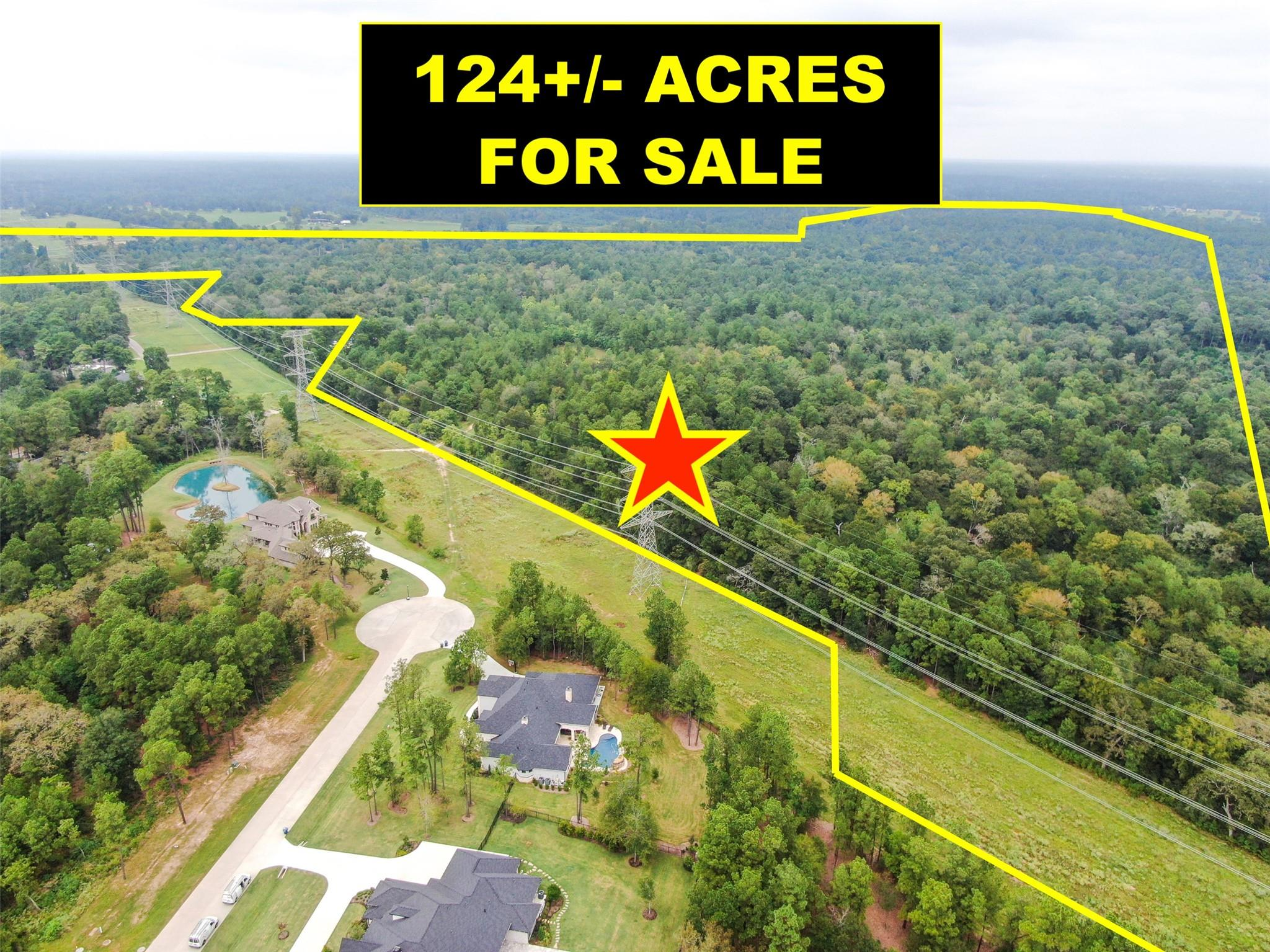 TBD Wild Pecan Drive Property Photo - Tomball, TX real estate listing