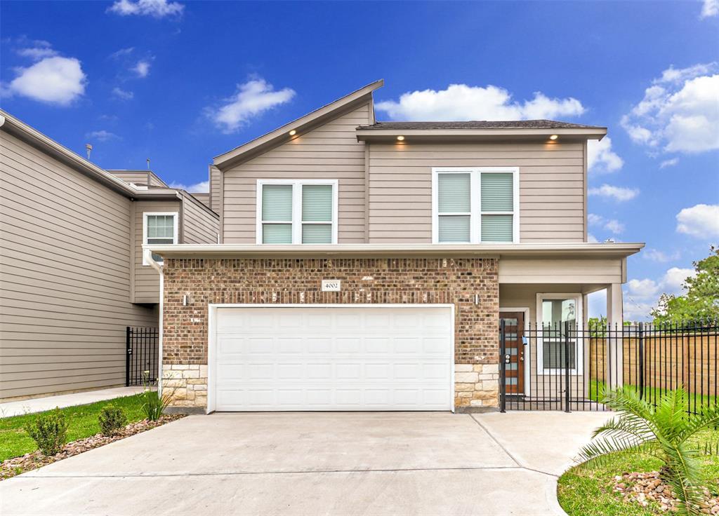 4002 Weslow Street Property Photo - Houston, TX real estate listing