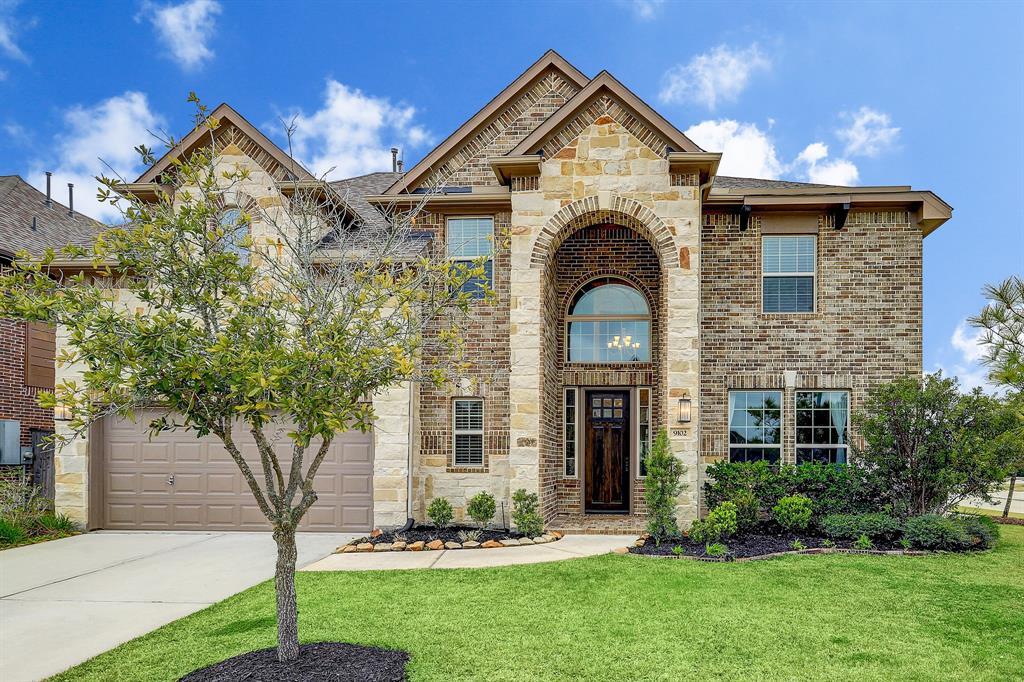 9102 Falls Gulch Court, Cypress, TX 77433 - Cypress, TX real estate listing