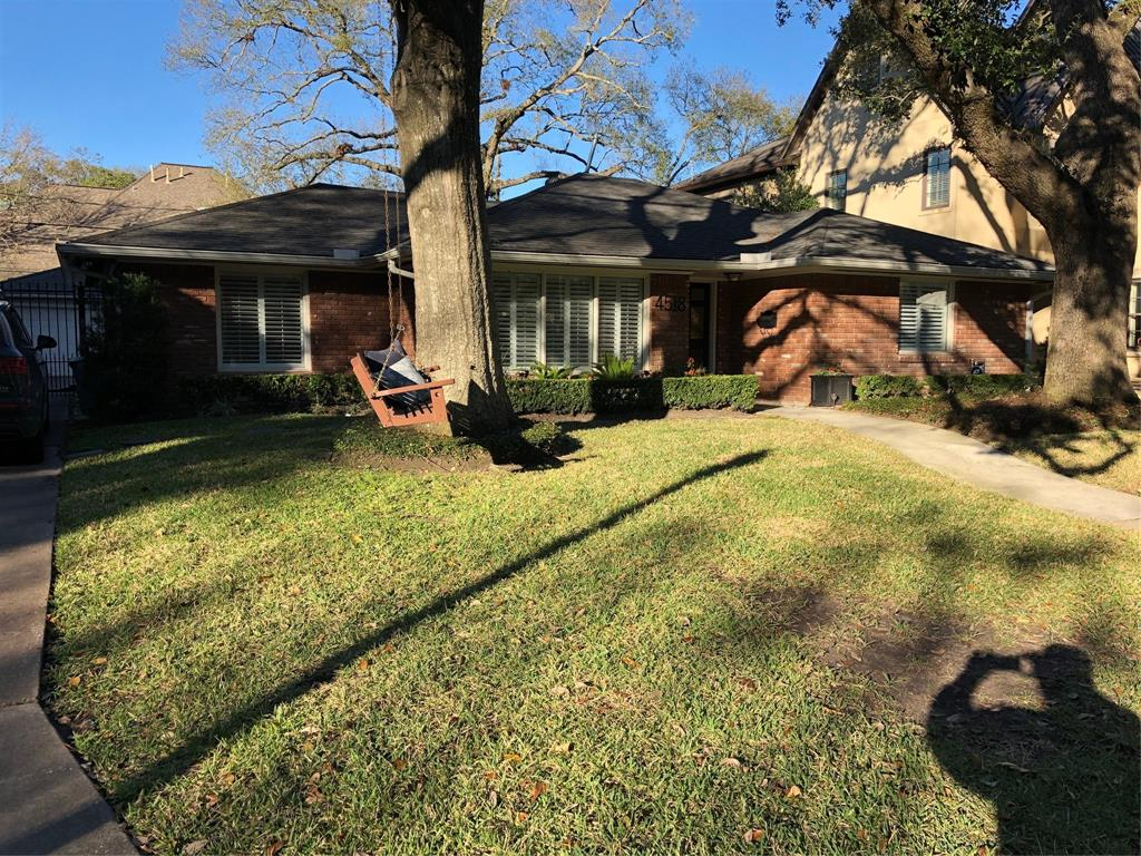 4518 Shetland Lane, Houston, TX 77027 - Houston, TX real estate listing