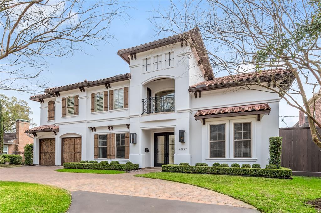 4037 Meadow Lake Lane Property Photo - Houston, TX real estate listing
