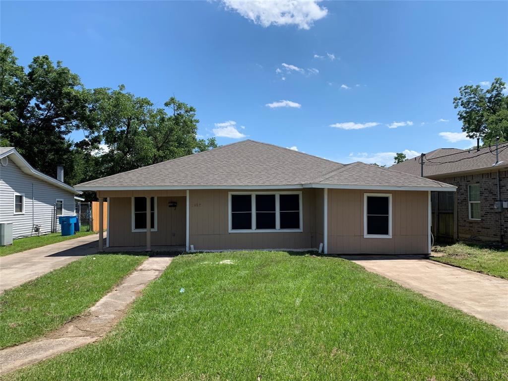 3155 Bolivar Street Property Photo - Beaumont, TX real estate listing