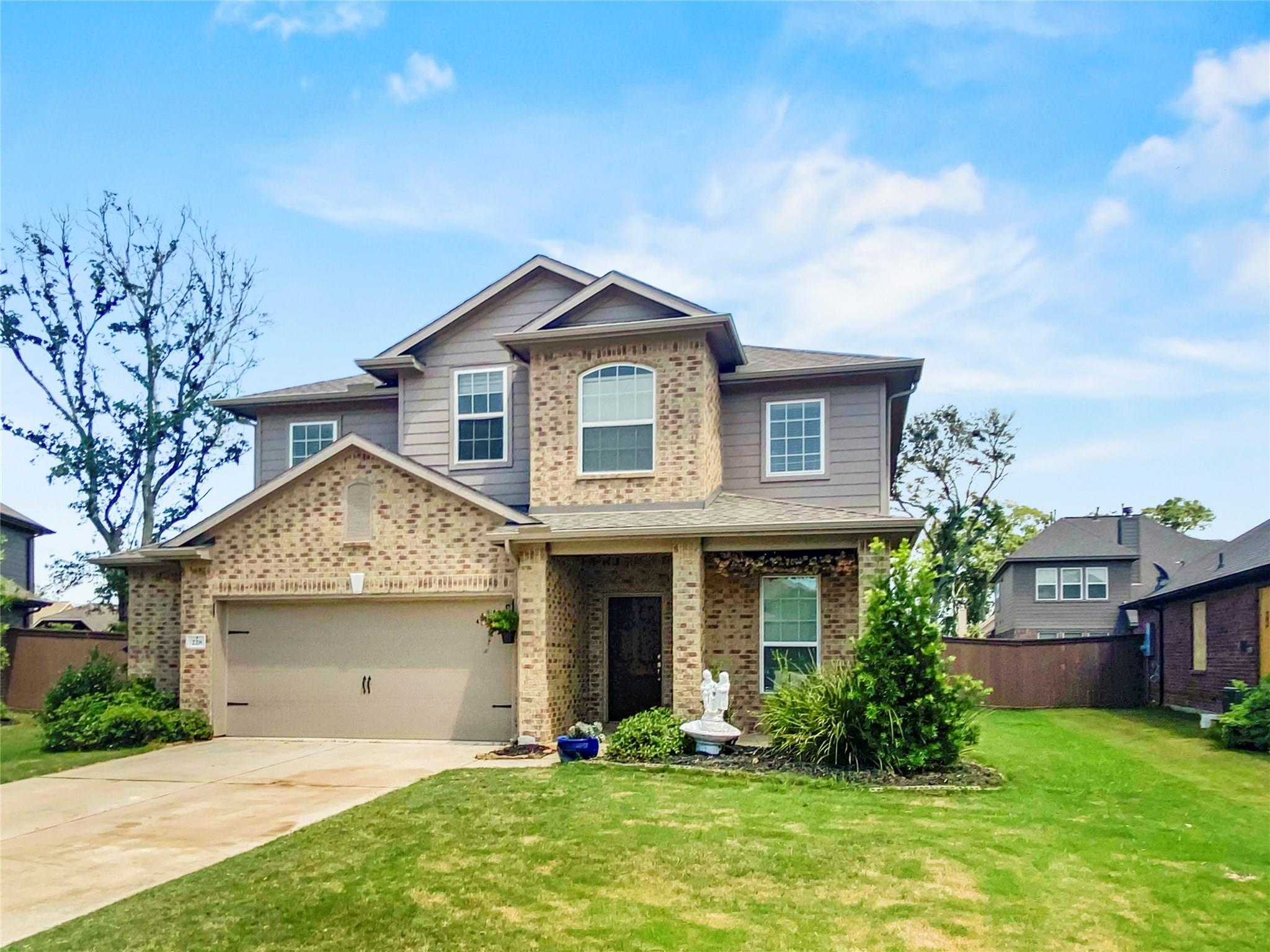 228 Park Meadow Court Property Photo - Clute, TX real estate listing