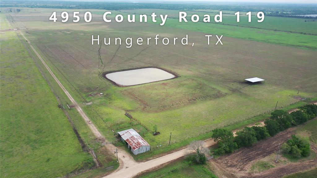 4950 County Road 119, Hungerford, TX 77448 - Hungerford, TX real estate listing