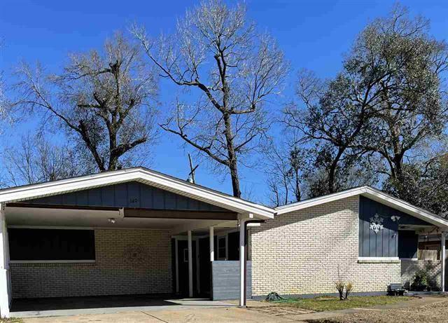 149 Briggs Street Property Photo - Beaumont, TX real estate listing