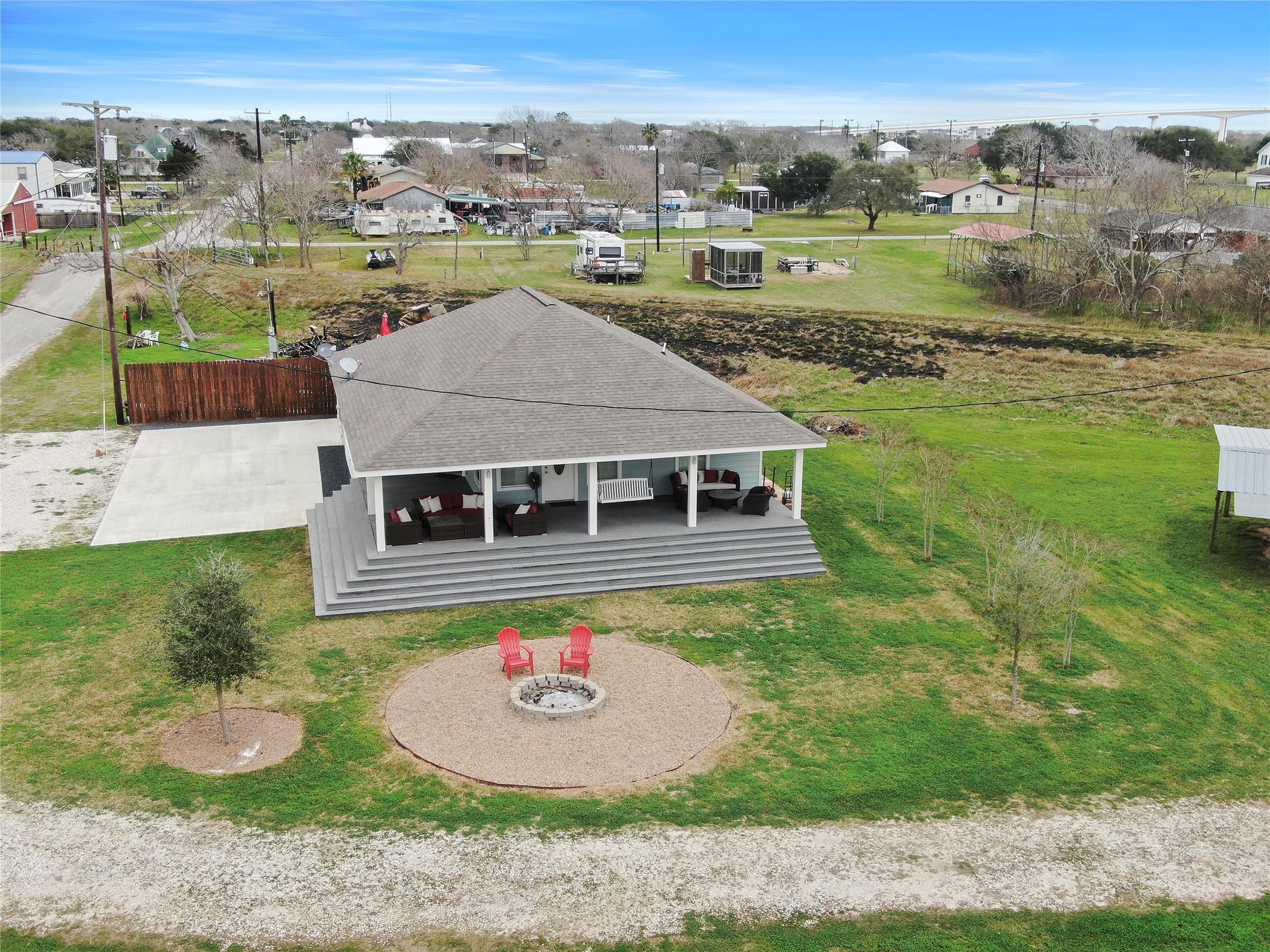 1261 Lewis Street Property Photo - Matagorda, TX real estate listing