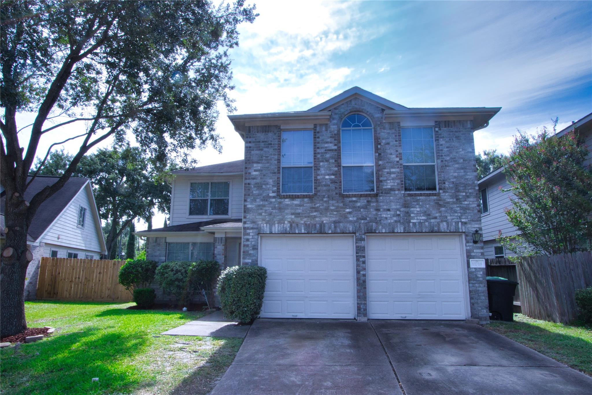 11718 Wilson Pines Court Property Photo - Houston, TX real estate listing