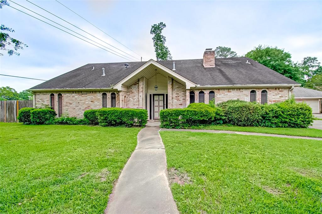 1003 Manatee Lane Property Photo - Houston, TX real estate listing