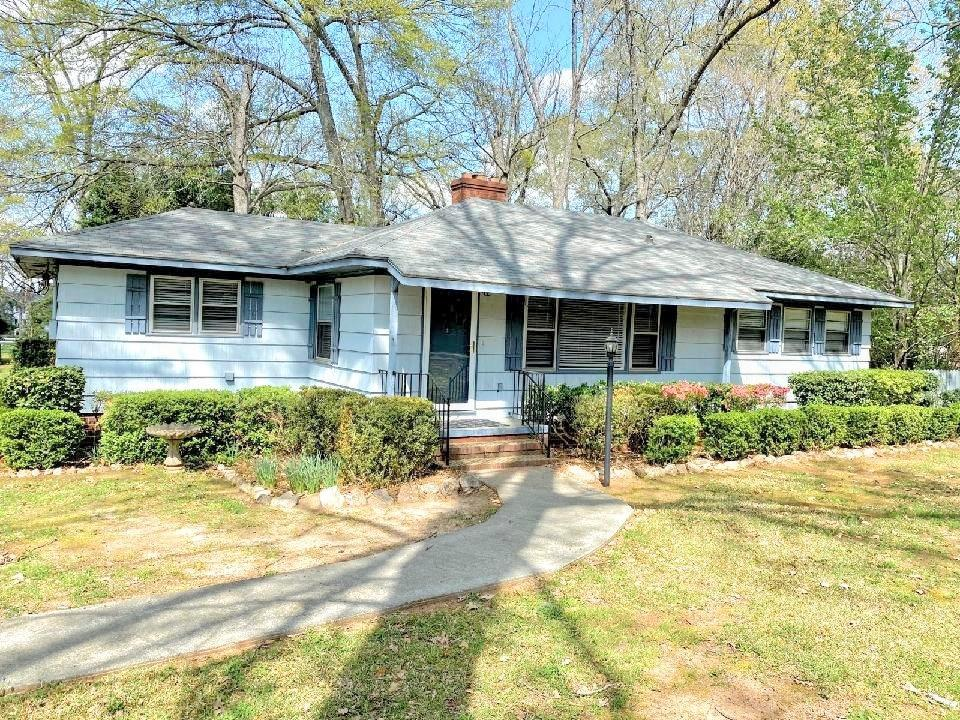 207 Hudson Property Photo - Washington, GA real estate listing