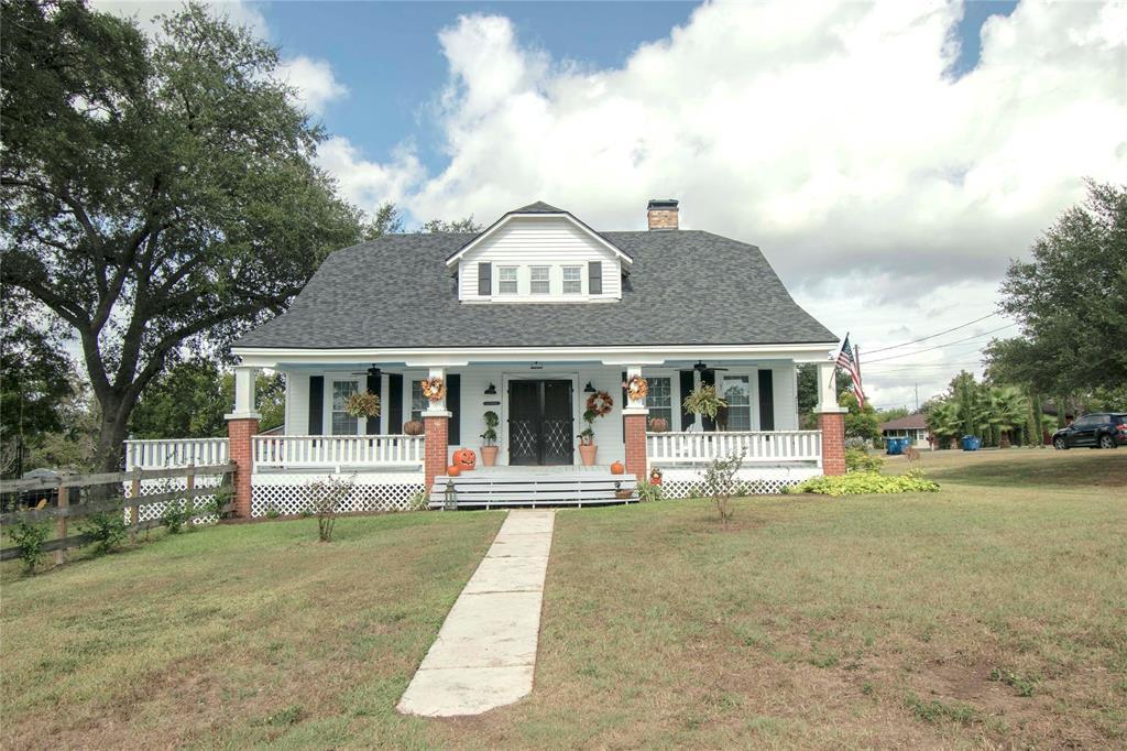 631 W Sander, Bellville, TX 77418 - Bellville, TX real estate listing