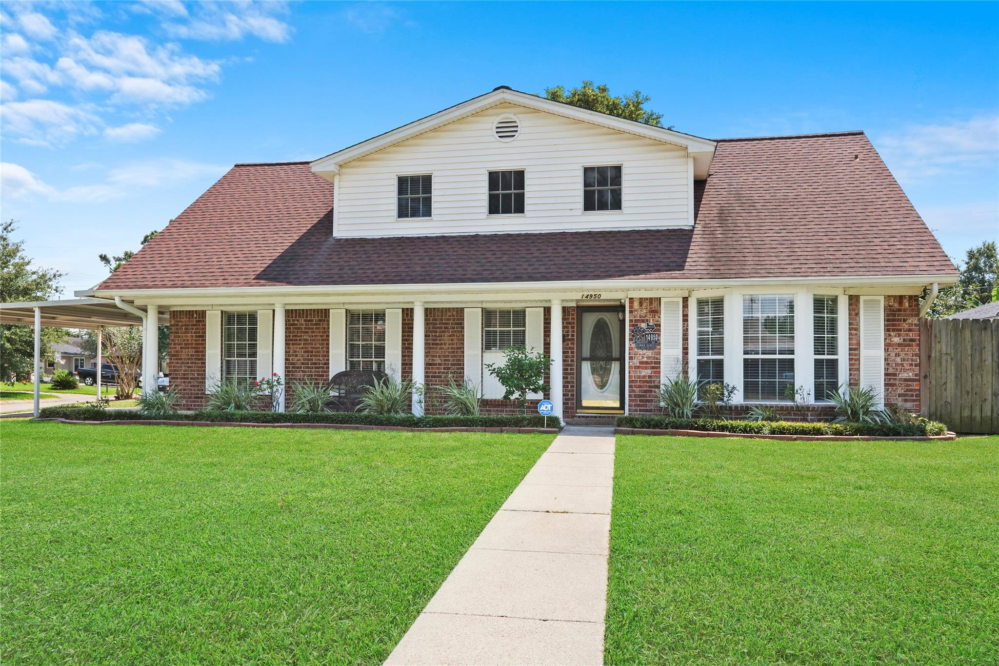 14950 Belvoir Street Property Photo - Channelview, TX real estate listing
