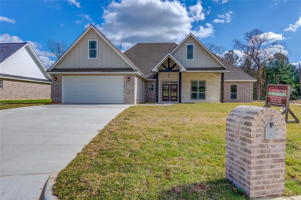 111 Rustic Pines Drive, Lufkin, TX 75904 - Lufkin, TX real estate listing