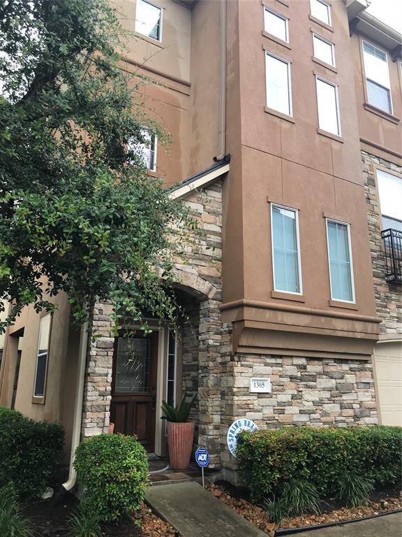 1305 Bobbitt Place Lane Property Photo - Houston, TX real estate listing