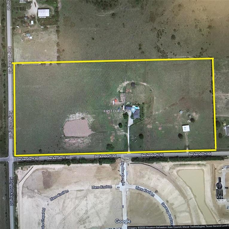 25810 Beckendorff Road Property Photo - Katy, TX real estate listing