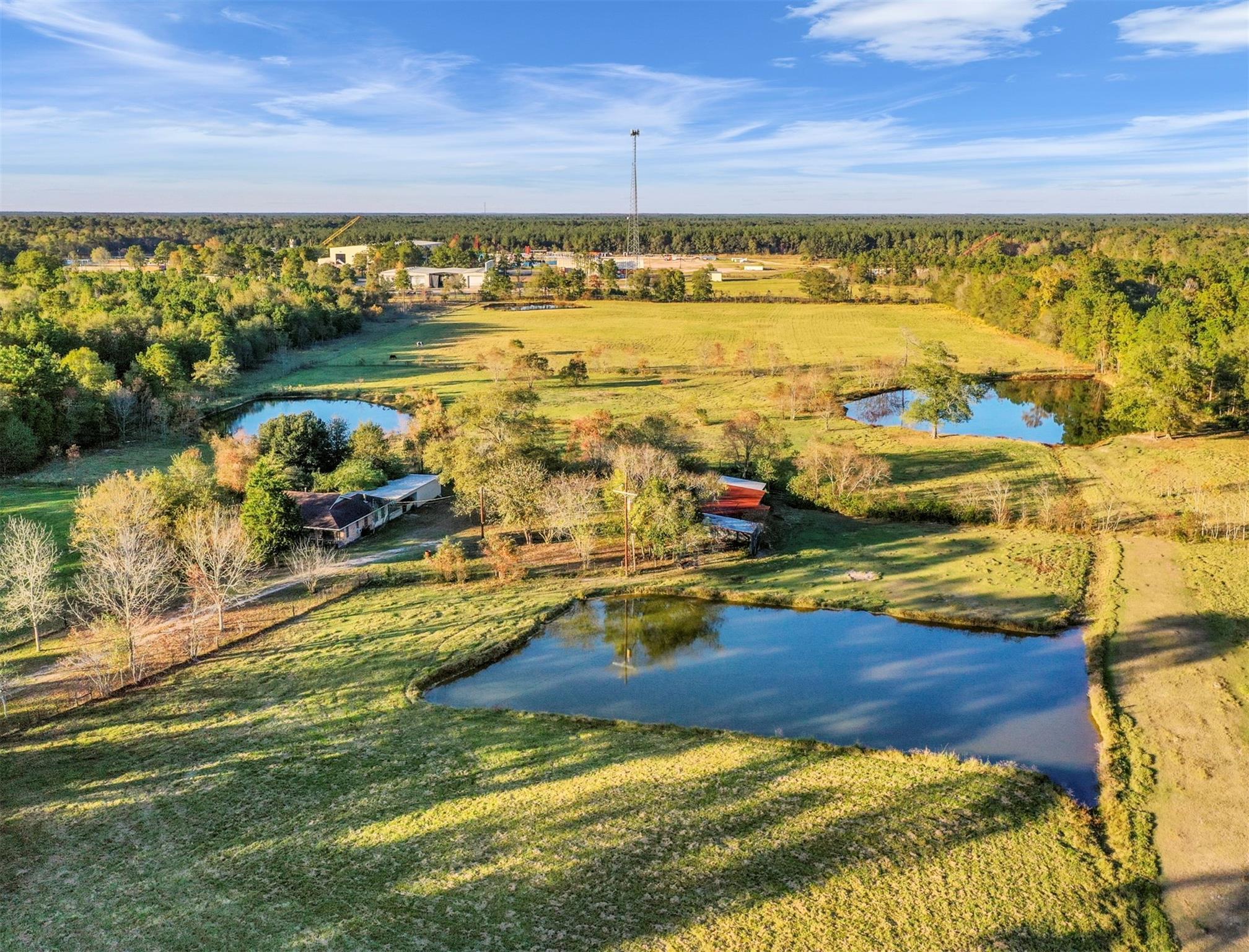 19691 Petty Walker Road Property Photo - Conroe, TX real estate listing