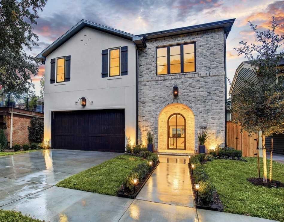 2501 Yupon Street Property Photo - Houston, TX real estate listing